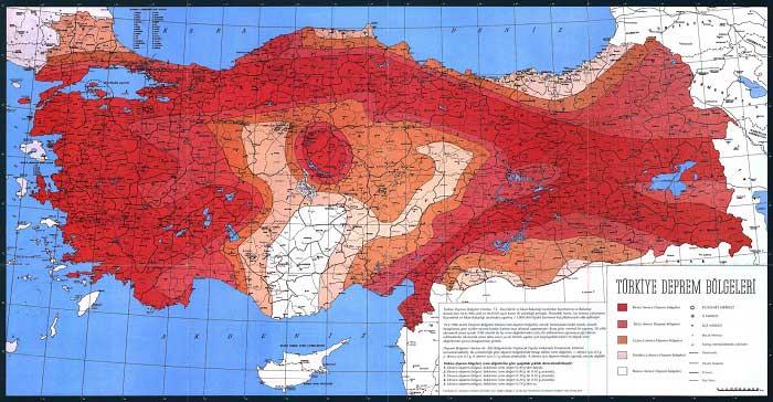 Deprem Türleri Nelerdir?