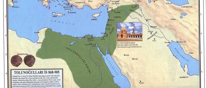 Tolunoğulları (868-905)
