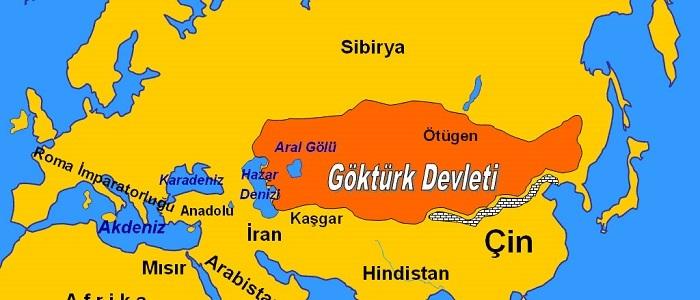 I.Göktürk Devleti
