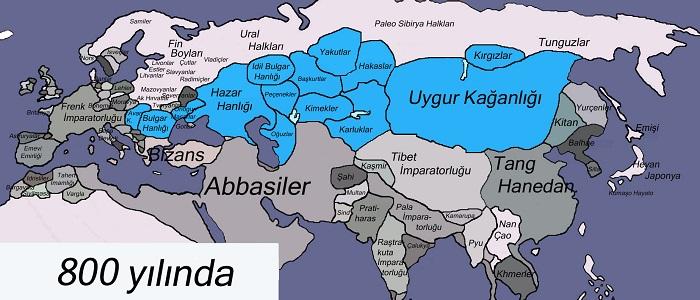 Diğer Türk Devletleri