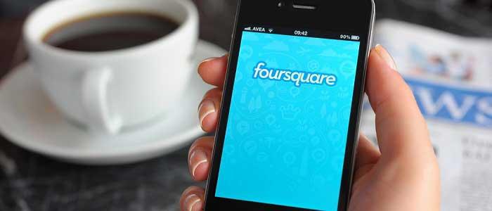 Foursquare Nasıl Kullanılır?