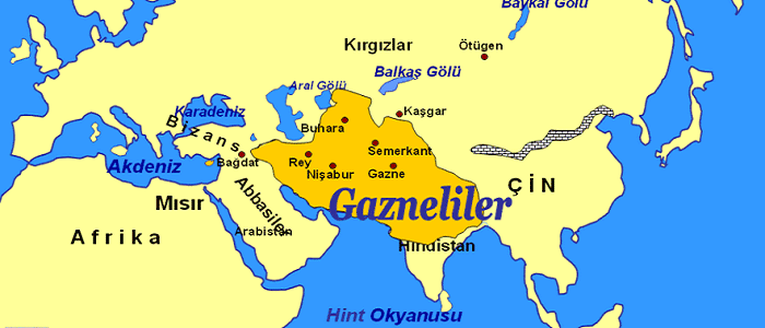 Gazneliler (963-1187)