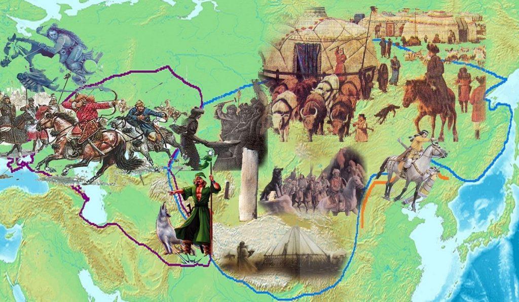 İslamiyet Öncesi Türk Tarihi ve İlk Türk Devletleri