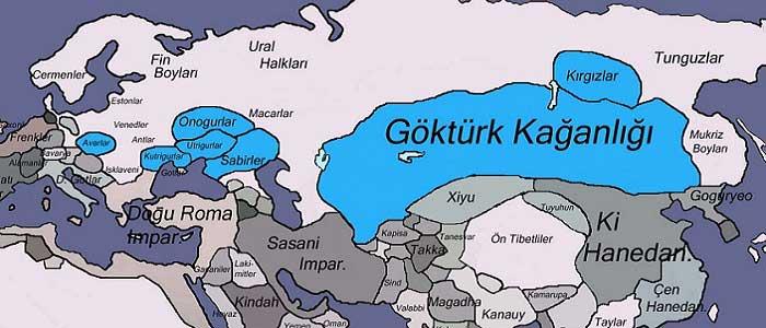 İslamiyet Öncesi İlk Türk Devletleri