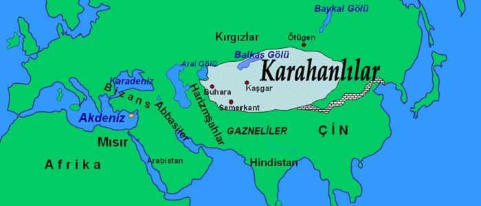 Karahanlılar (840-1212)