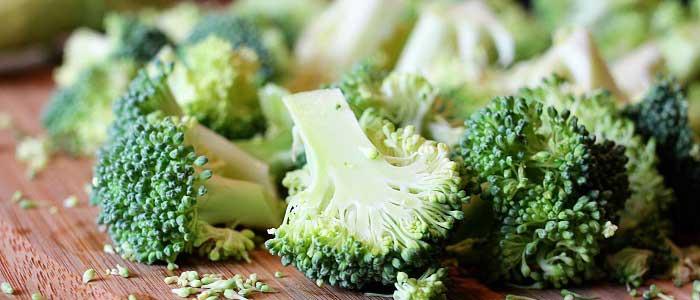 Brokolinin Besin Değerleri