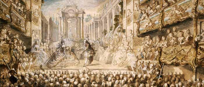 Operanın Tarihçesi