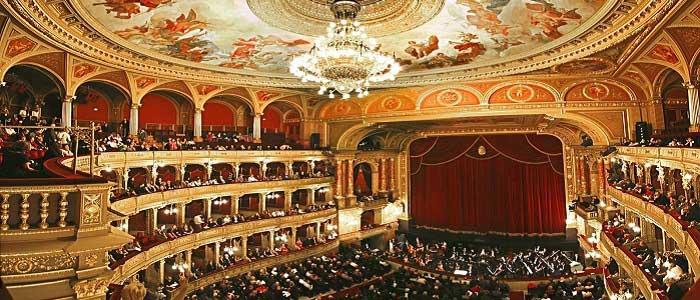 Operanın Bölümleri Nelerdir?