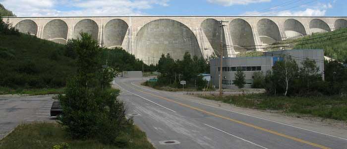 Barajların Yapısı