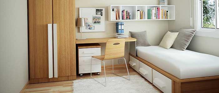 Dar Alanları ve Küçük Odaları Dekore Etmek İçin Öneriler: