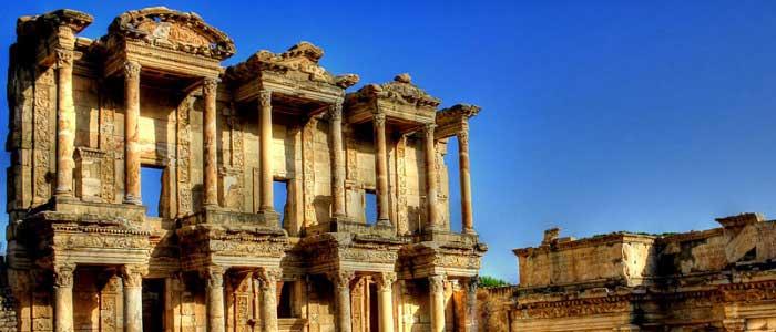 Efes Antik Kenti'ni Kim, Ne Zaman Kurmuştur?