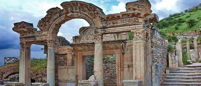 Efes'in Nasıl Kurulduğunu Anlatan Yazıt