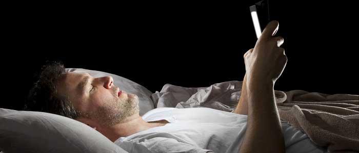 Günümüzde Cep Telefonu Kullanımı ve Uyku Şikayetlerinde Artış