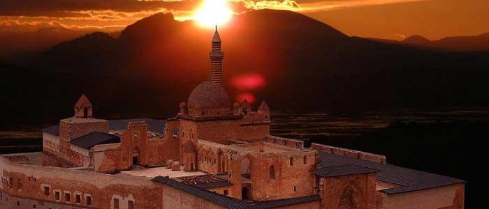 Ağrı Dağı'nın Tarihi