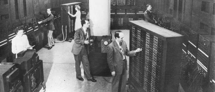 Bilgisayar Ne Zaman, Kim Tarafından Bulundu?