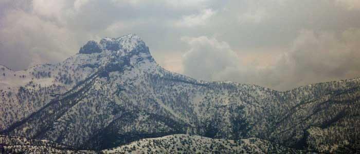 Cudi Dağı'nın Yeri ve Özellikleri