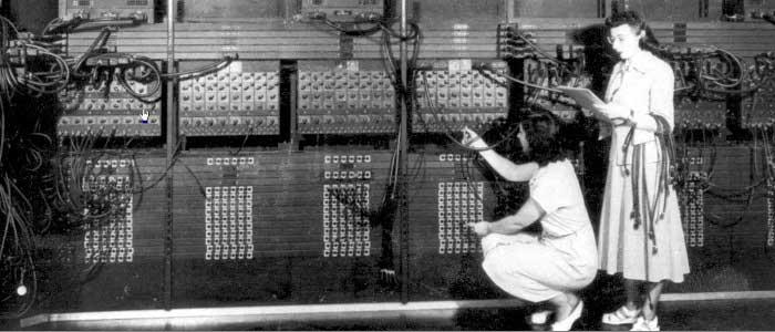 ENIAC'ın İcadı