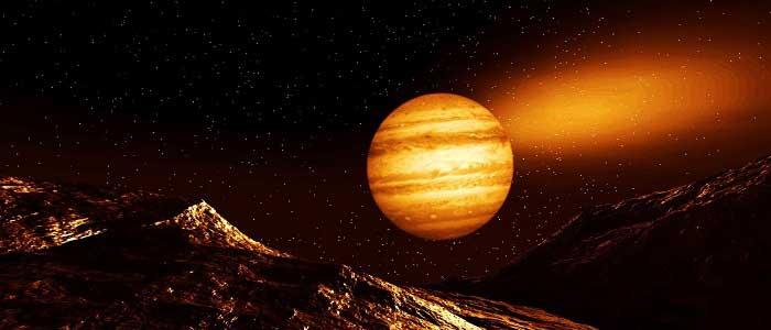 Jüpiter Gezegeninin Tarihçesi