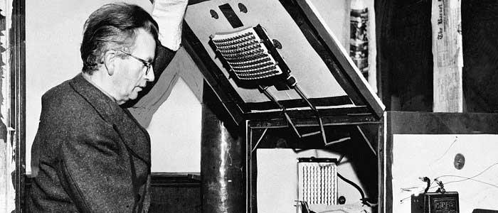 Televizyonu Kim İcat Etti? John Logie Baird