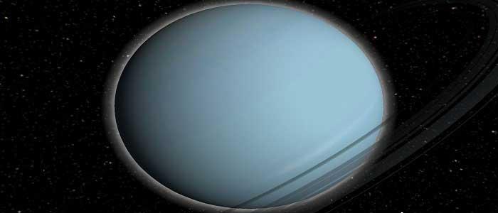 Uranüs Gezegeninin Fiziksel Özellikleri