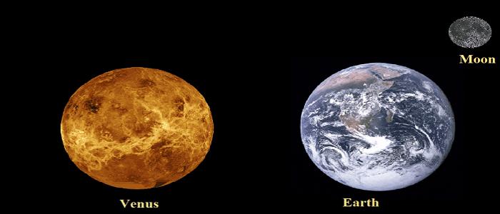 Venüs Gezegeninin Fiziksel Özellikleri Nelerdir?
