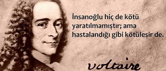 Voltaire'nin Eserleri