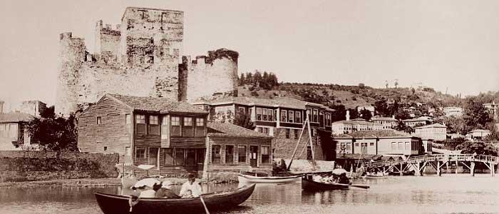 Anadolu Hisarı'nın Tarihçesi