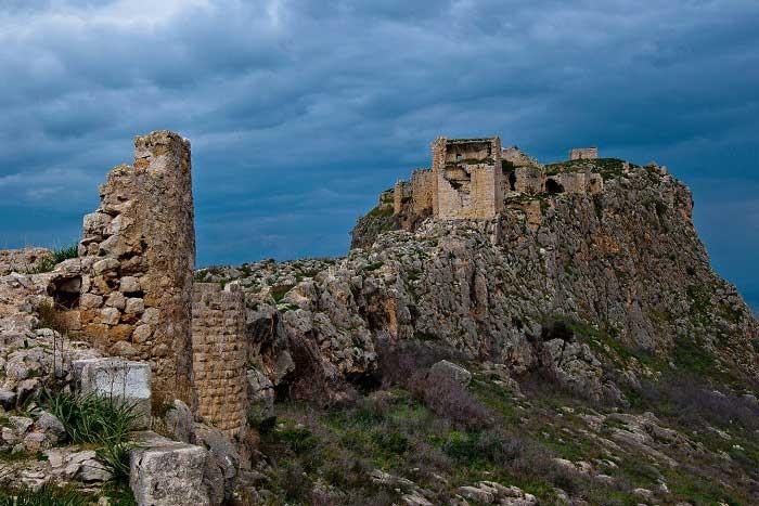 Anavarza Kalesi (Antik Kenti) Hakkında Bilgiler; Nerededir, Mimarisi ve Tarihçesi