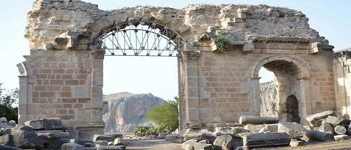Anavarza Kalesi'nin Tarihçesi