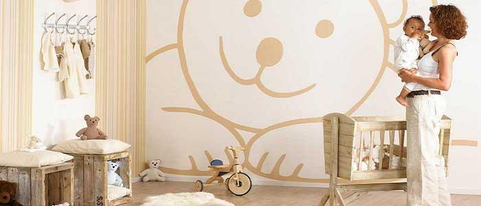 Bebek Odasının Dizaynı Nasıl Olmalı?