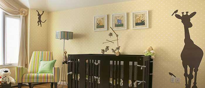 Bebek Odasının Duvarları Nasıl Olmalı?