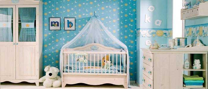 Bebek Odasının Renkleri Nasıl Olmalıdır?