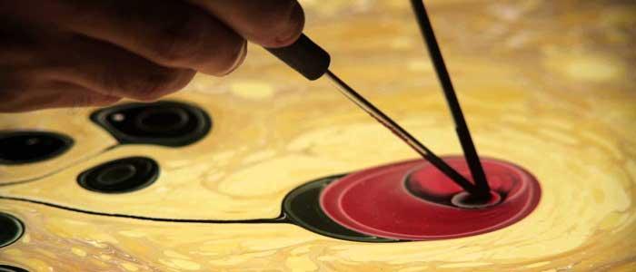 Ebru Sanatı Nasıl Yapılır?