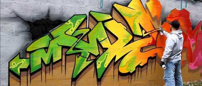 Grafiti Nasıl Yapılır?