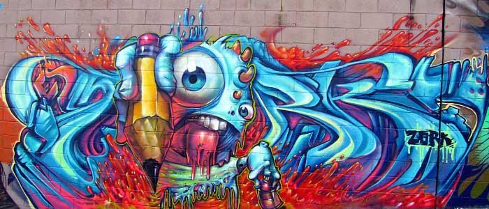 Grafiti Nedir?
