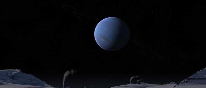 Neptün Gezegeninin Fiziksel Özellikleri Nelerdir?