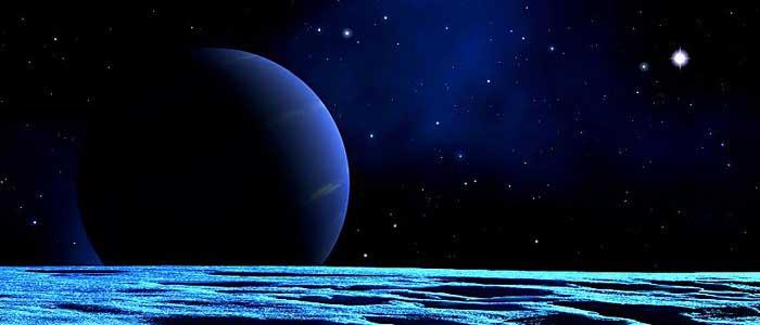 Neptün Gezegeninin Tarihçesi