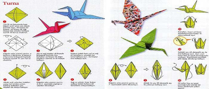 Origami Nasıl Yapılır?