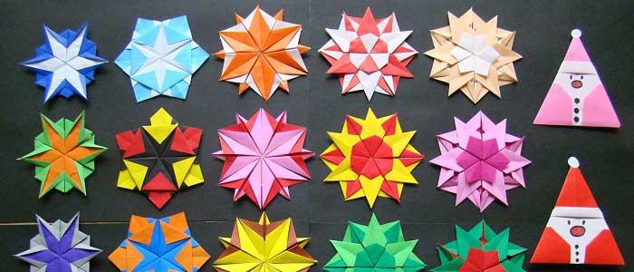 Origami Türleri Nelerdir?