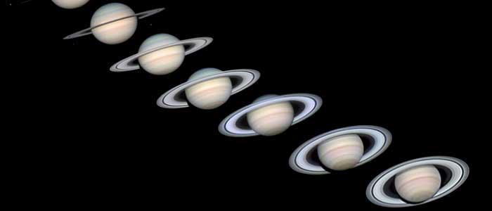 Satürn Gezegeninin Tarihçesi