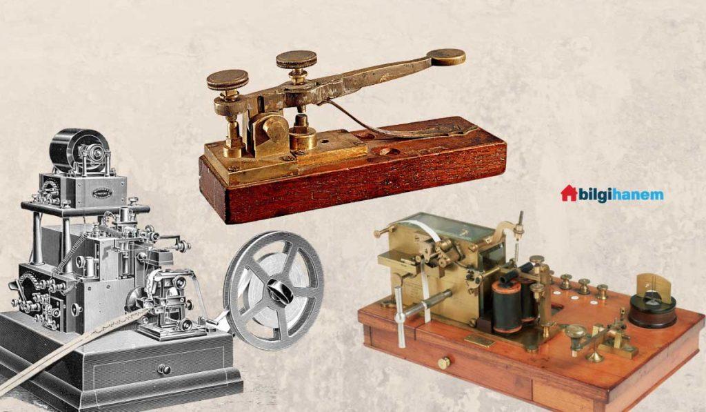 Telgrafın İcadı: Telgraf Nedir? Ne zaman? Kim Tarafından Bulundu?