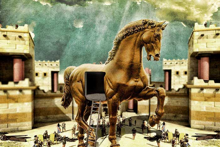 Truva Atı Hakkında Bilgiler; Truva Atı Nedir, Nerededir? Tarihçesi