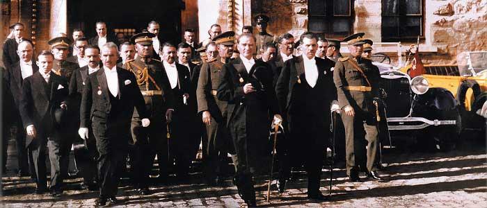 1921 Anayasası'nın (Teşkilat-ı Esasiye'nin) 1923 Değişiklikleri