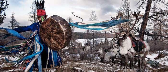 Bölgelere Göre Şamanizm
