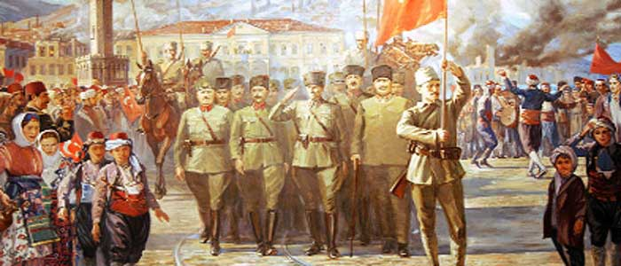 İzmir'in İşgalinin Kurtuluş Savaşı'ndaki Önemi