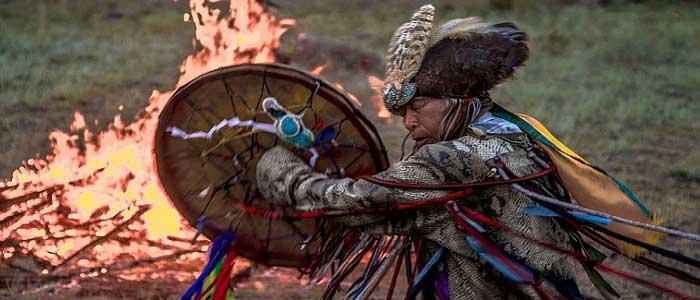 Şamanlarda Transa Geçiş ve Psişik Yetenekler