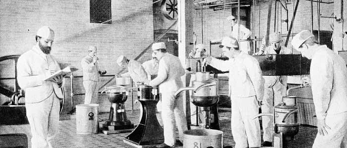 Sütün Tarihçesi