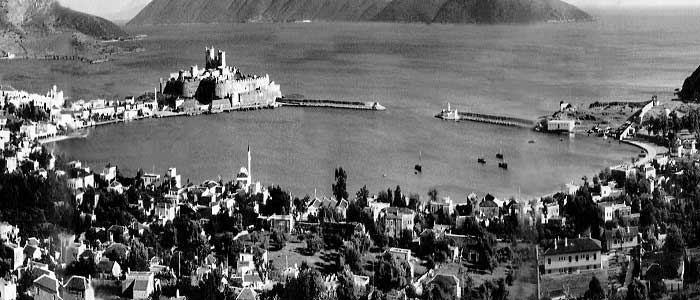 Bodrum Kalesi'nin Tarihçesi