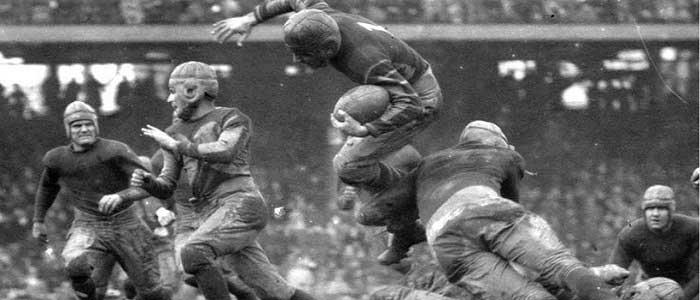 Amerikan Futbolunun Tarihçesi