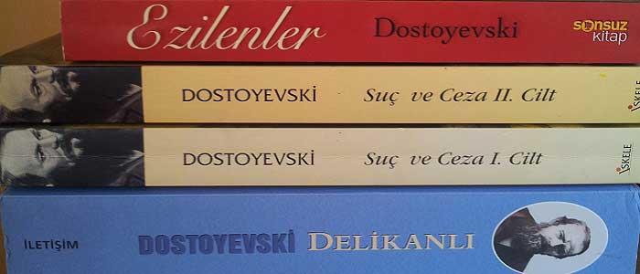 Dostoyevski'nin Eserleri
